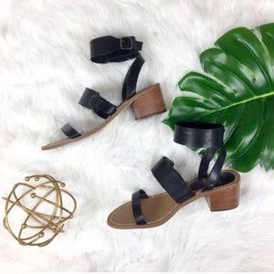 DV by Dolce Vita Block Heel Ankle Strap Sandal